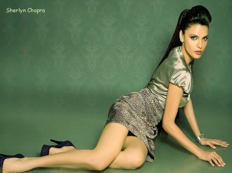 sherlyn chopra hot wallpaper